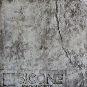 Pisos de concreto Color Endurecedor-Avena Desmoldante-Café Claro Molde-Piel de Elefante
