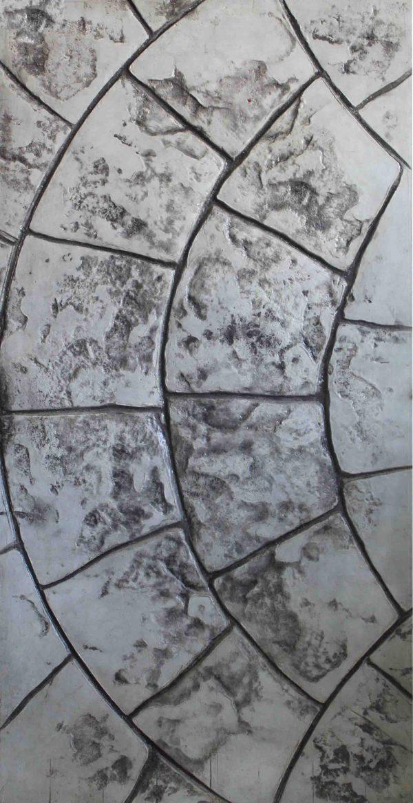 Pisos-de-concreto-Color-Endurecedor-Celeste-Desmoldante-Negro-Molde-Abanico-Grande