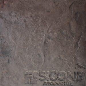 Pisos de concreto Color Endurecedor - Onix Desmoldante - Negro Molde - Piel de Elefante