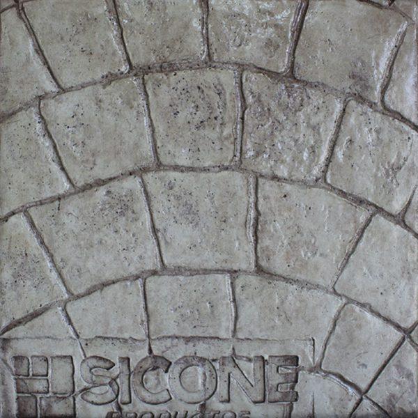 Pisos-de-concreto-Color-Endurecedor-Travertino-Desmoldante-Café-Claro-Molde-Abanico