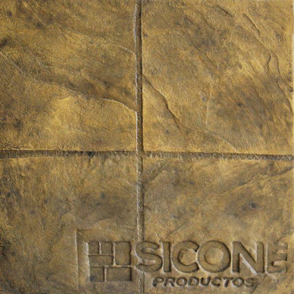 Pisos de concreto Color Endurecedor - Amarillo Desmoldante - Gris Molde - Baldosa 30 x 30