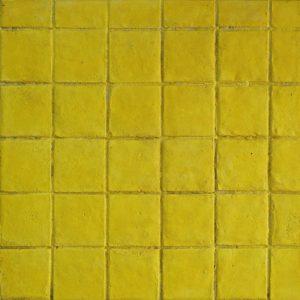 Pisos de concreto Color Endurecedor - Amarillo Trafico Desmoldante - Neutro Molde - Baldosa 10 x 10