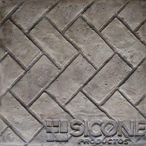 Pisos de concreto Color Endurecedor - Beige Desmoldante - Gris Molde - Petatillo Chico