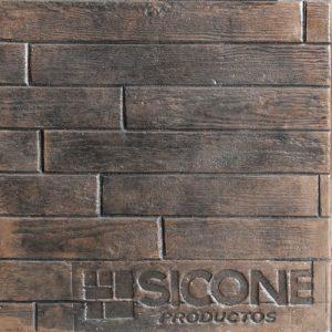 Pisos de concreto Color Endurecedor - Café Desmoldante - Negro Molde - Duela Madera