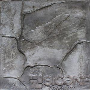 Pisos de concreto Color Endurecedor - Gris Plata Desmoldante - Gris Molde - piedra de Cañón