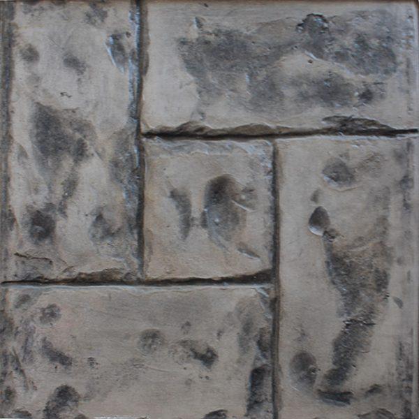 Pisos-de-concreto-Color-Endurecedor-Gris-Plata-Desmoldante-Negro-Molde-Ashlar-Losa-Ribereña