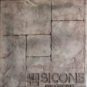 Pisos-de-concreto-Color-Endurecedor-Gris-Plata-y-Onix-Desmoldante-Gris-y-Rojo-al-50-Molde-Ashlar-Romano