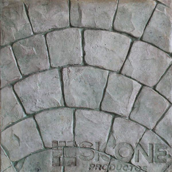 Pisos de concreto Color Endurecedor - Jade Desmoldante - Neutro Molde - Abanico