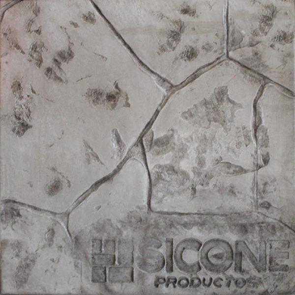 Pisos-de-concreto-Color-Endurecedor-Travertino-Desmoldante-Café-Claro-70-Gris-30-Molde-Piedra-Triangular