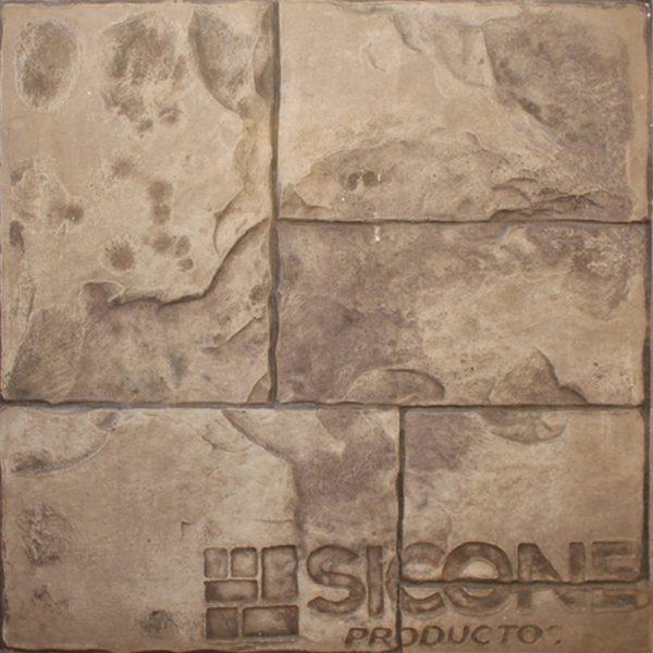 Pisos-de-concreto-Color-Endurecedor-Travertino-Desmoldante-Café-Oscuro-Molde-Ashlar-Romano